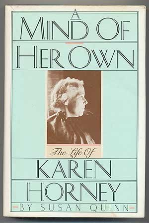 A Mind of Her Own: The Life of Karen Horney