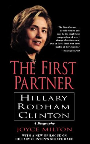 The First Partner by Joyce Milton