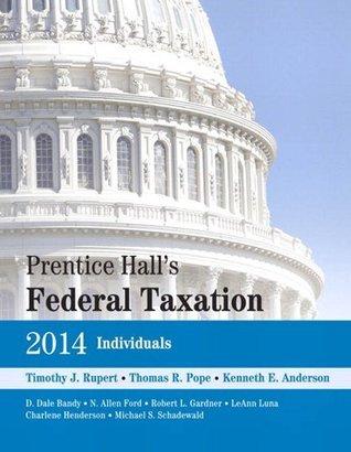 Prentice Hall's Federal Taxation 2014 Individuals, 27/e