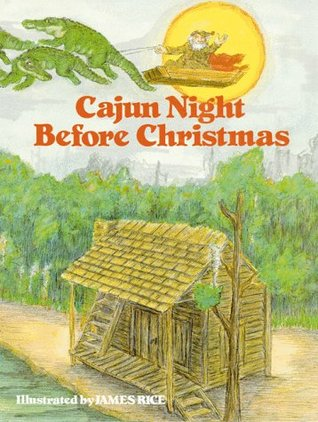 Cajun Night Before Christmas by Howard Jacobs