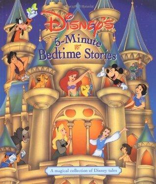 Disney's Five-Minute Bedtime Stories (RVD IMPRINT) Disney's 5 Minute Bedtime Stories