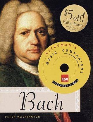 Bach: Everyman's Library-EMI Classics Music Companions