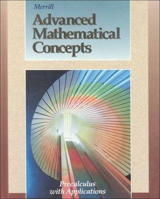 Advanced Mathematical Concepts