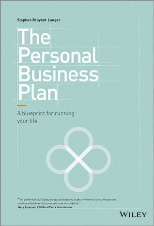 The personal business plan a blueprint for running your life by 17868489 malvernweather Gallery
