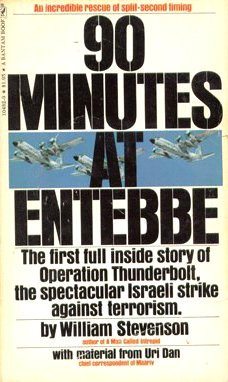 Ebook 90 Minutes at Entebbe by William Stevenson TXT!