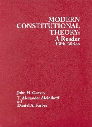 Modern Constitutional Theory: A Reader Descargar libros japoneses