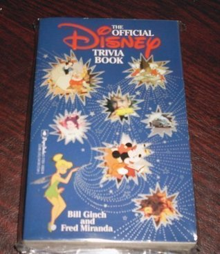 The Official Disney Trivia Book