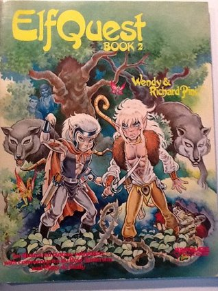 ElfQuest Book 2 by Wendy Pini