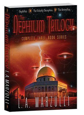 The Nephilim Trilogy, Complete, 3 Book Series