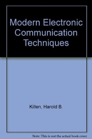 Modern Electronic Communication Techniques