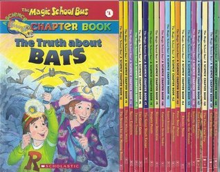 The Magic School Bus Chapter Book Set