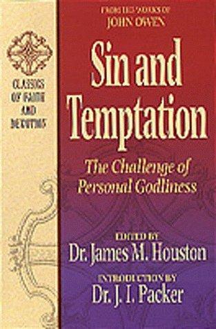 overcoming sin temptation by john owen