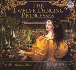 The Twelve Dancing Princesses Other Editions Enlarge Cover 849287