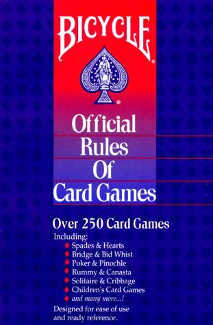 Bicycle Official Rules of Card Games