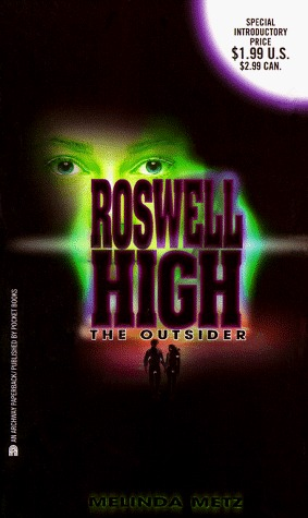 The Outsider (Roswell High, #1)