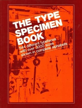 The Type Specimen Book by V & M Typographical