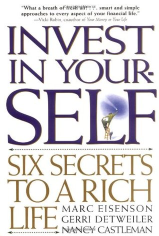 Invest in Your-Self by Marc Eisenson