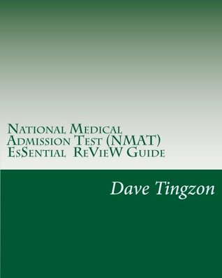 National Medical Admission Test (Nmat) Essential Review Guide