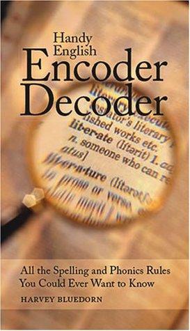 Handy English Encoder Decoder All the Sp...