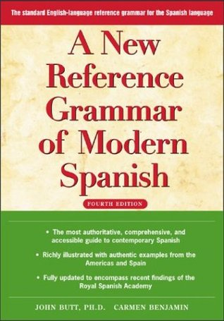 A New Reference Grammar of Modern Spanis...