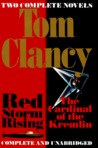 Tom Clancy: Two Complete Novels (Red Storm Rising & The Cardinal of the Kremlin)