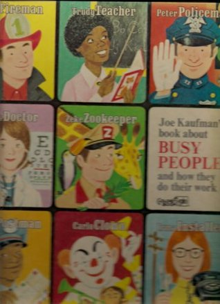Joe Kaufman's Book About Busy People and How They Do Their Work