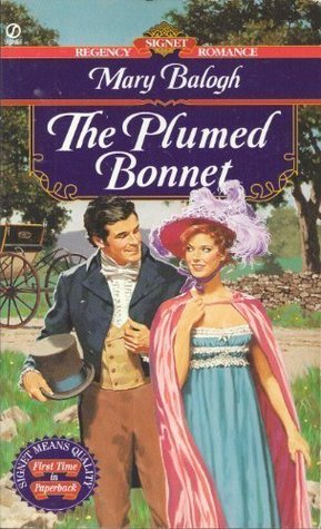 The Plumed Bonnet (Stapleton-Downes, #6)