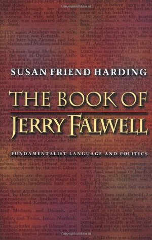 The Book of Jerry Falwell by Susan Friend Harding