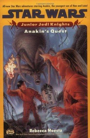 Anakin's Quest by Rebecca Moesta