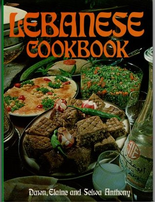 Lebanese cookbook by selwa anthony lebanese cookbook forumfinder Images