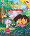 Dora the Explorer: Exploring with Dora Storybook and DVD