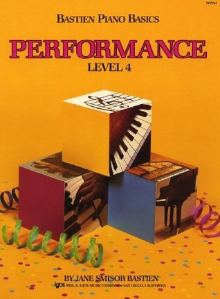 WP214 - Bastien Piano Basics Performance Level 4