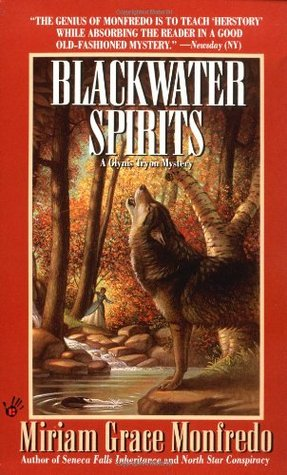 Ebook Blackwater Spirits by Miriam Grace Monfredo DOC!