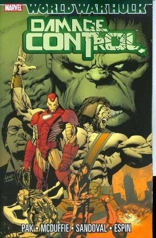 World War Hulk: Damage Control