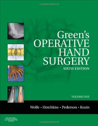 Green's Operative Hand Surgery: 2-Volume Set Expert Consult: Online and Print, 6e (Operative Hand Surgery