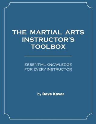 The Martial Arts Instructor's Toolbox