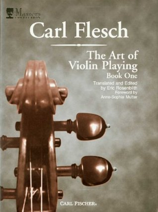 Art of Violin Playing: Book One