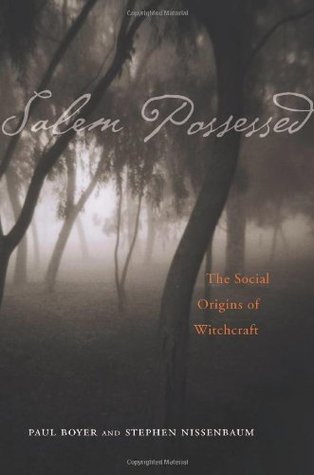 Salem Possessed by Paul S. Boyer