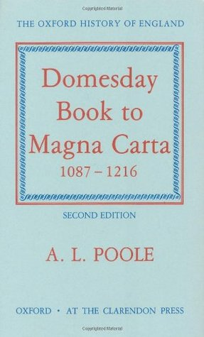 From Domesday Book to Magna Carta, 1087–1216