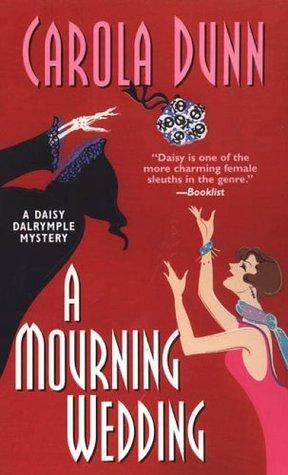 A Mourning Wedding by Carola Dunn