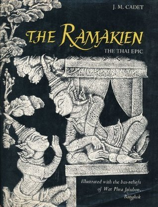 The Ramakien: The Stone Rubbings of the Thai Epic