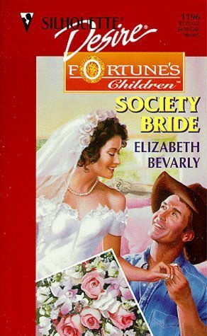 Society Bride (Fortune's Children: The Brides, #2)