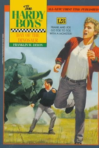 Day of the Dinosaur  (Hardy Boys, #128)