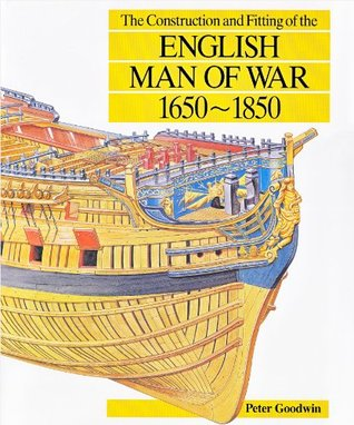 The Construction and Fitting of the English Man of War, 1650-1850