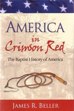 America In Crimson Red
