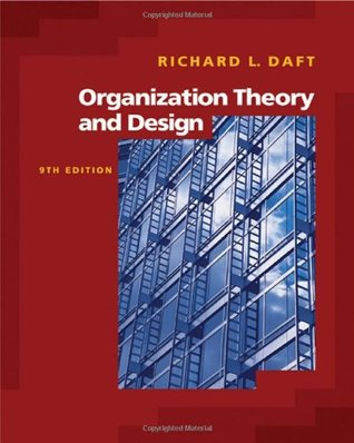 Organization Theory Design