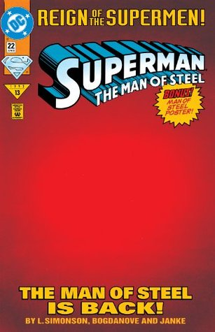 Superman: The Man of Steel (1991-2003) #22