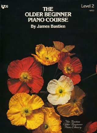 The Older Beginner Piano Course, Level 2