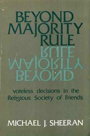 Descarga manual torrent Beyond Majority Rule: Voteless Decisions in the Religious Society of Friends