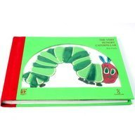 The Very Hungry Caterpillar (Touch & Feel Picture Books, Includes Text in Braille)